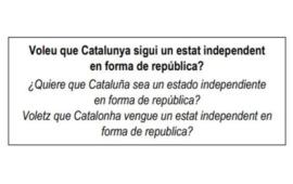 Conclusiones del Referéndum.