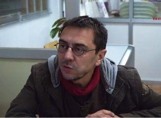 Entrevista a Juan Carlos Monedero.