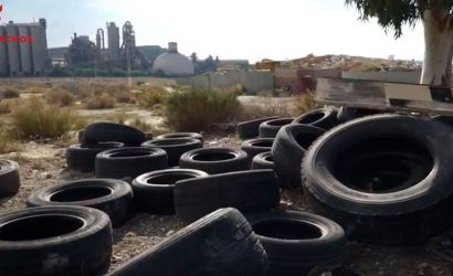 Fontcalent, vertedero de residuos II. Stop vertederos ilegales